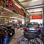 Autowerkstatt bei Motorrad und Reifen Hutzel in Lohr