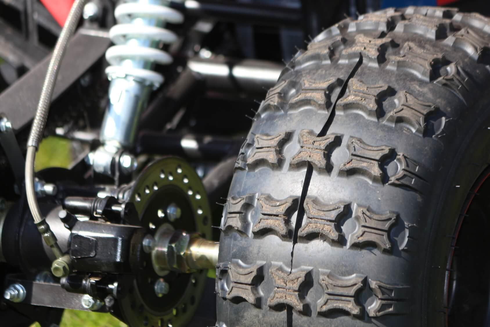 Quadreifen bei Motorrad und Reifen Hutzel Lohr